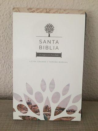 Biblia nueva cremallera