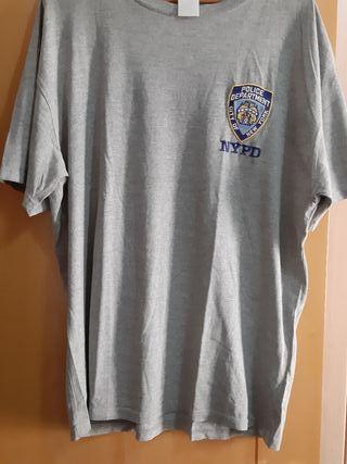camiseta original talla xl
