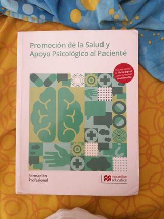 promoción de la salud y apoyo psicológico al pacie