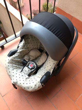 Silla de auto para bebe, cuco para coche