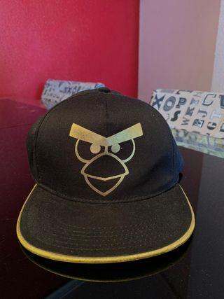 Gorra Angry Birds