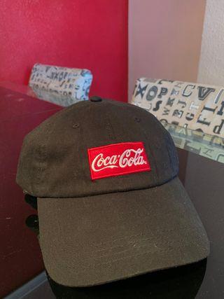 Gorra de Cocacola