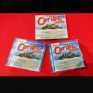 CARIBE 2007 +CARIBE 2008
