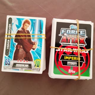 Cromos Star Wars Carrefour 2016