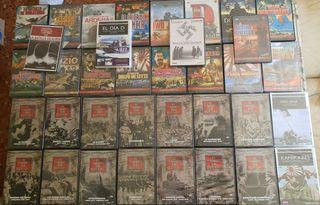Dvd guerra bélico