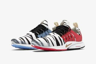 Nike Presto South Korea
