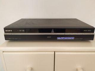 sony DVD RECORDER RDR-HXD890