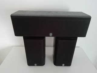 Conjunto altavoces home cinema Yamaha