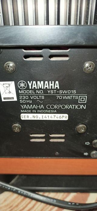 Home Cinema Yamaha