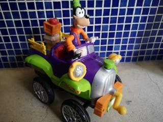 Rc Goofy Mattel Coche
