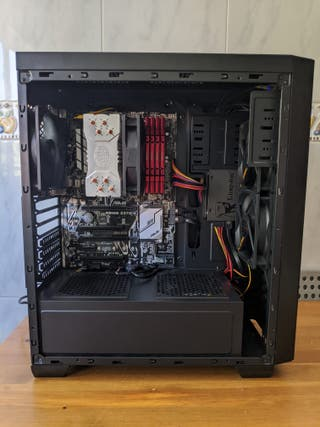 PC GAMING i7 6700K + 16Gb RAM