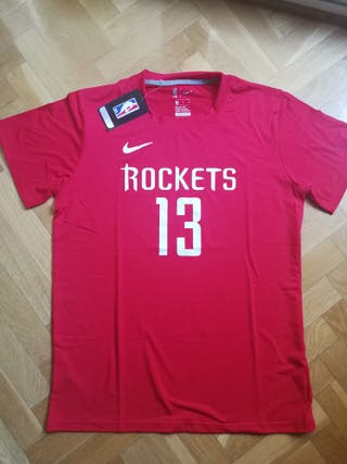 CAMISETA ALGODON NBA HOUSTON ROCKETS DRY