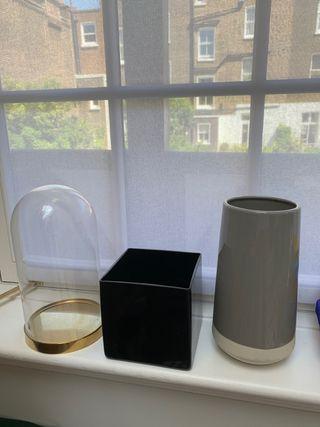 3 vases for £10