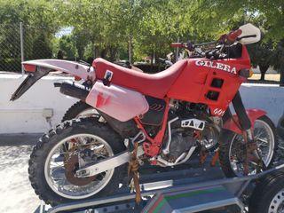 Gilera RC 600 Dakar