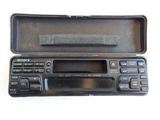 radiocassette sony