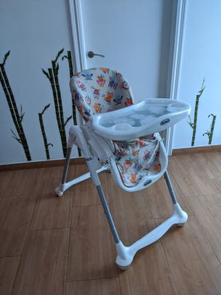 trona - silla bebé