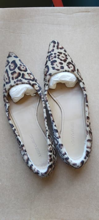 Bailarinas animal print UGG