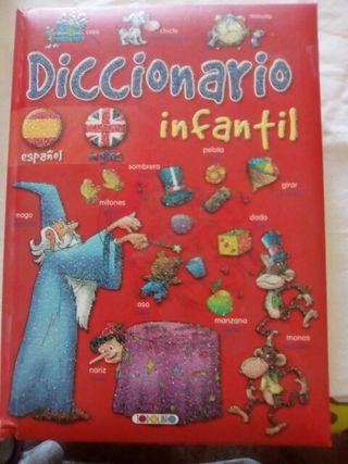 Diccionario infantil español-ingles
