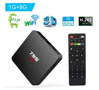 ANDROID TV BOX 7.1 T95 S2 VIDEO SMART TV