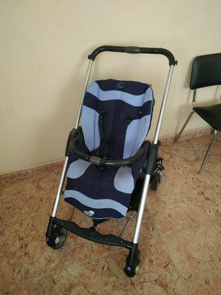 Silla de paseo loola de bebé confort