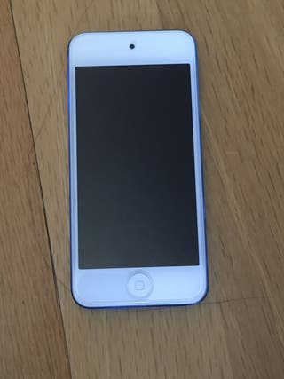 Ipod touch (6a generación) 16GB + Funda