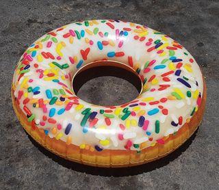 Flotadores Donut y Sillon de playa