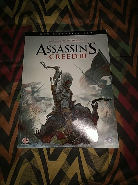 Guía Assassins Creed 3