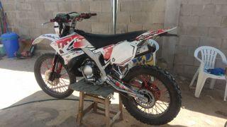 Moto Yamaha DT50