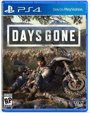 Days gone / god of war/ horizon zero Ps4