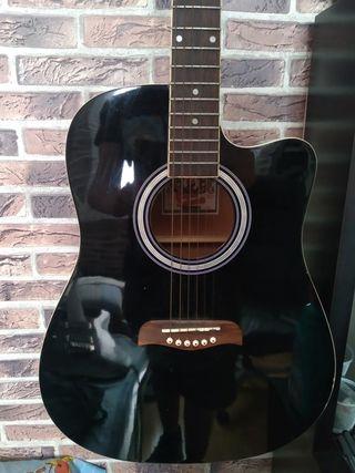 Oscar Smith (Washburn) Guitarra acústica