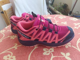 zapatillas trail Salomon XA Pro n. 37