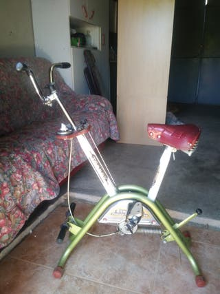 Bicicleta estatica antigua torrot
