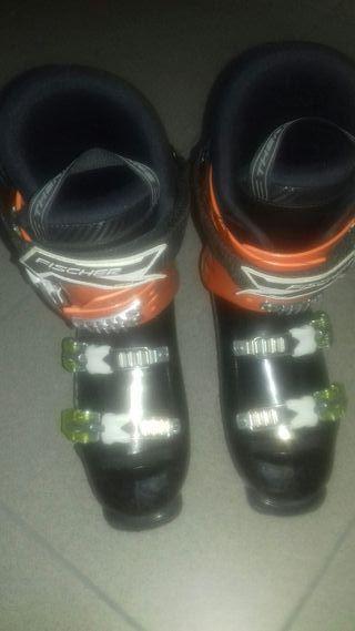 Botas de esqui Fischer