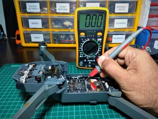Serviço Técnico Drones DJI