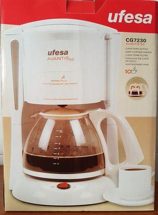 Cafetera UFESA AVANTIS 50 CG7230