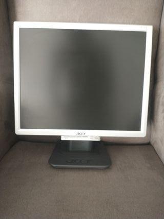 Monitor Pantalla ordenador Acer VGA