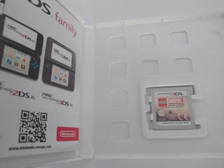 Lego Marvel Super Heroes 3ds y 2ds