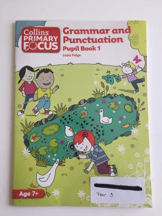 Grammar and puntuation. Pupil Book 1