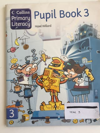 Primary Literacy. Pupil Book 3