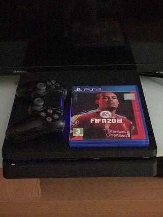 PS4 SLIM 1TB+13 Juegos
