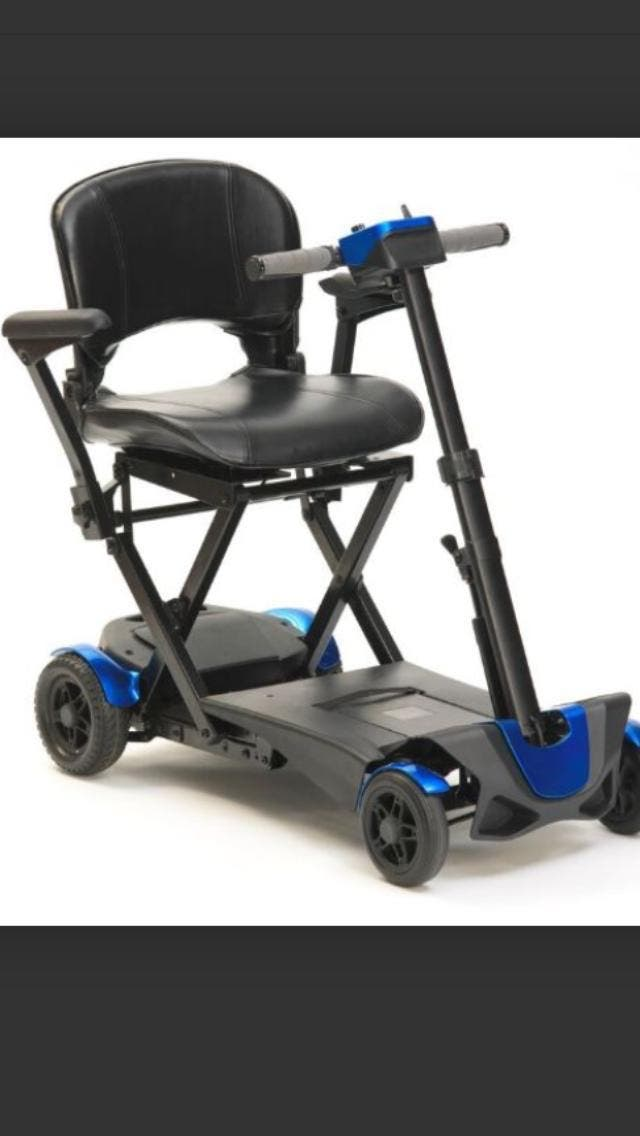 Mobility scooter Smarti auto
