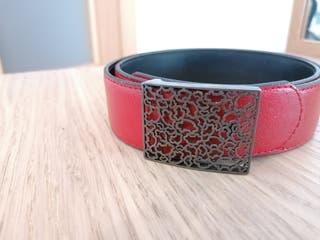 Cinturón Tous rojo