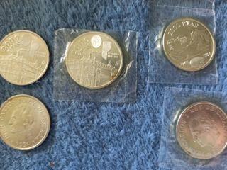 Monedas Plata 2000 pesetas