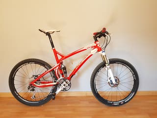 Bici btt doble Lapierre x-control 500 talla L