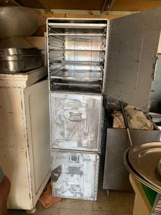 8 contenedores isotermos aluminio catering