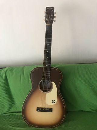Guitarra Gretsch G9520 Jim Dandy Bronze Burst.
