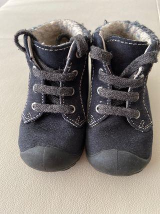 Zapatos bebe, talla 23, 3 pares