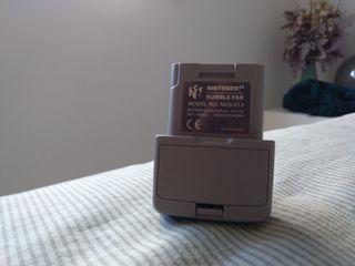 Rumble pack ..Nintendo 64