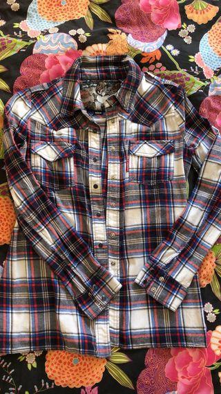 Camisa cuadros Holy Preppy
