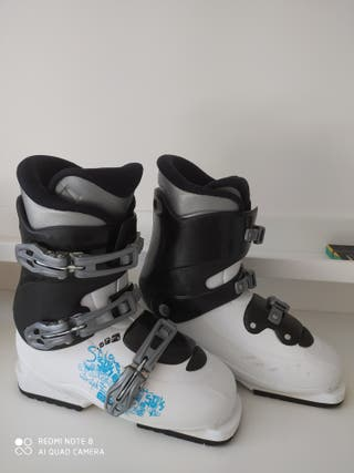 botas esquí Salomón junior talla 23-23.5